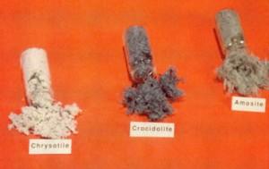 Chrysitile-Amphibole50 แร่ใยหิน